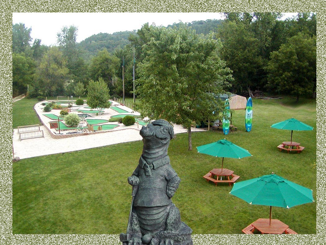 Gator Greens Mini Golf on